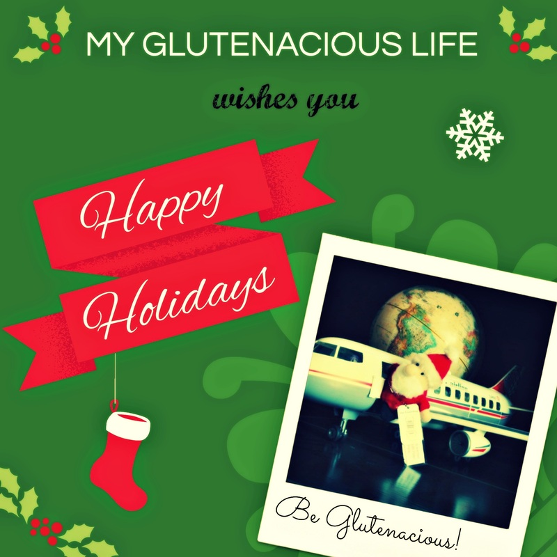 Happy Holidays from Glutenacious Life