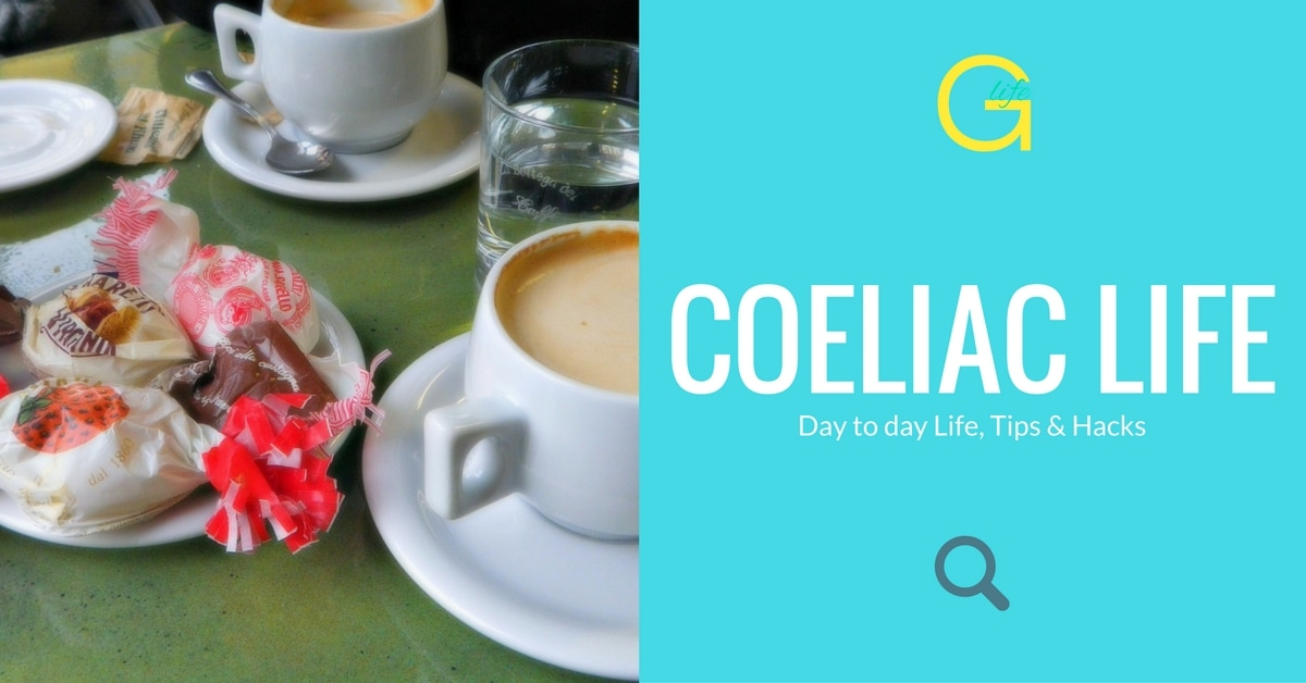 Celiac Life: Day to day Life, Tips & Hacks | Glutenacious Life.com