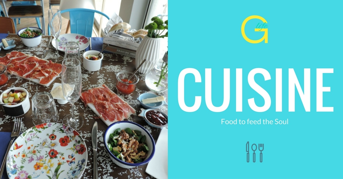 Cuisine: Food to feed the Soul | Glutenacious LIfe.com